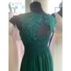 Kép 2/3 - Mona zöld maxiruha