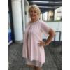 Kép 2/2 - Julcsi rózsaszín ruha
