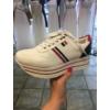Kép 2/2 - Zelma fehér cipő