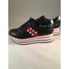 Kép 2/3 - Zimba fekete cipő
