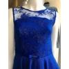 Kép 2/3 - Sisi kék menyecske ruha
