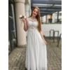 Kép 3/5 - Charlotte fehér ruha