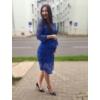 Kép 3/3 - Mabel kék ruha