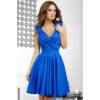 Kép 1/3 - Luxe kék ruha