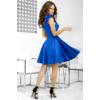 Kép 2/3 - Luxe kék ruha