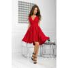 Kép 1/2 - Bianca piros ruha