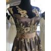 Kép 2/2 - Diana arany ruha