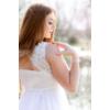 Kép 4/4 - Laona fehér ruha