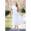Kép 1/3 - Dorothy fehér ruha