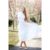 Kép 3/3 - Dorothy fehér ruha