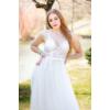 Kép 2/4 - Estelle fehér ruha