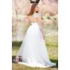 Kép 4/4 - Estelle fehér ruha