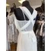 Kép 3/3 - Jenna fehér maxi ruha