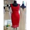 Kép 1/3 - Mystic day red ruha