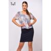 Kép 2/2 - T&T világoskék Panka ruha