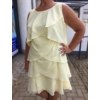 Kép 3/3 - Minerva sárga ruha