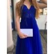 Estelle kék ruha
