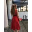 Ingrid piros ruha