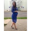Mabel kék ruha
