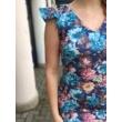 Grácia blue rose ruha