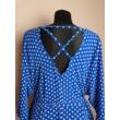 AKCIÓS kék ruha
