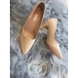 Isabella beige cipő