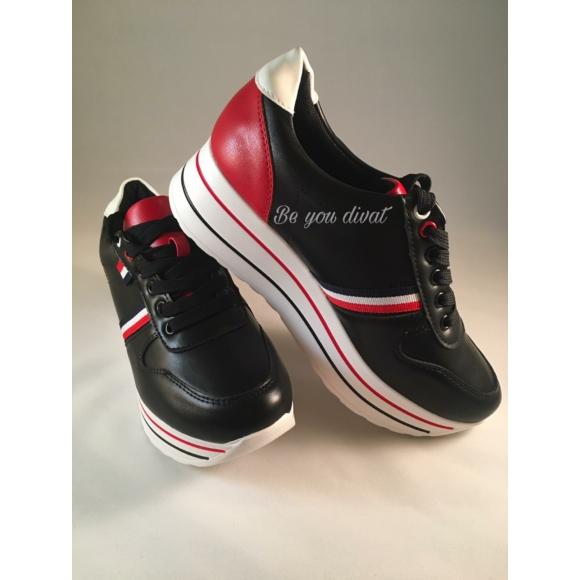 Zelma fekete cipő