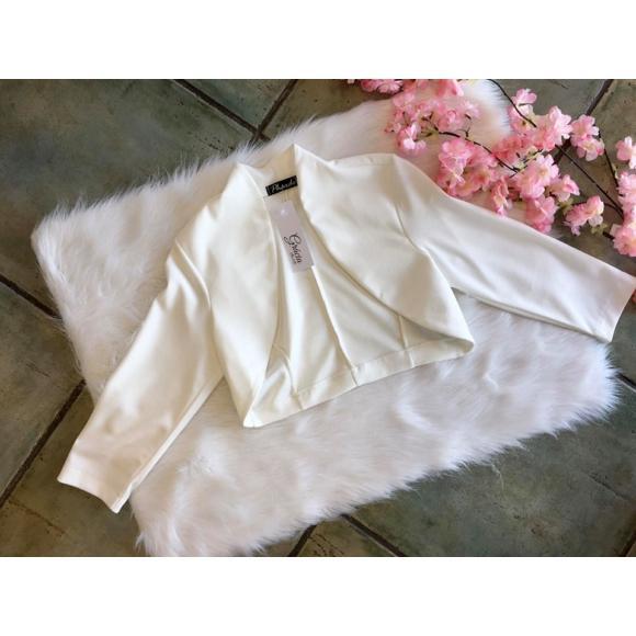 Fehér boleró