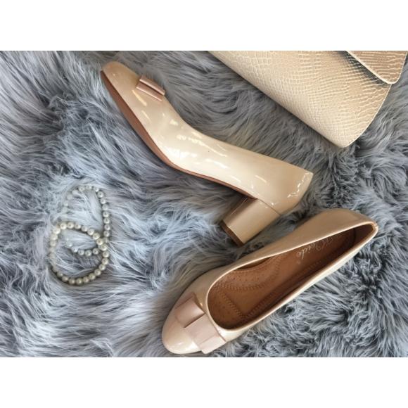 Jess beige cipő