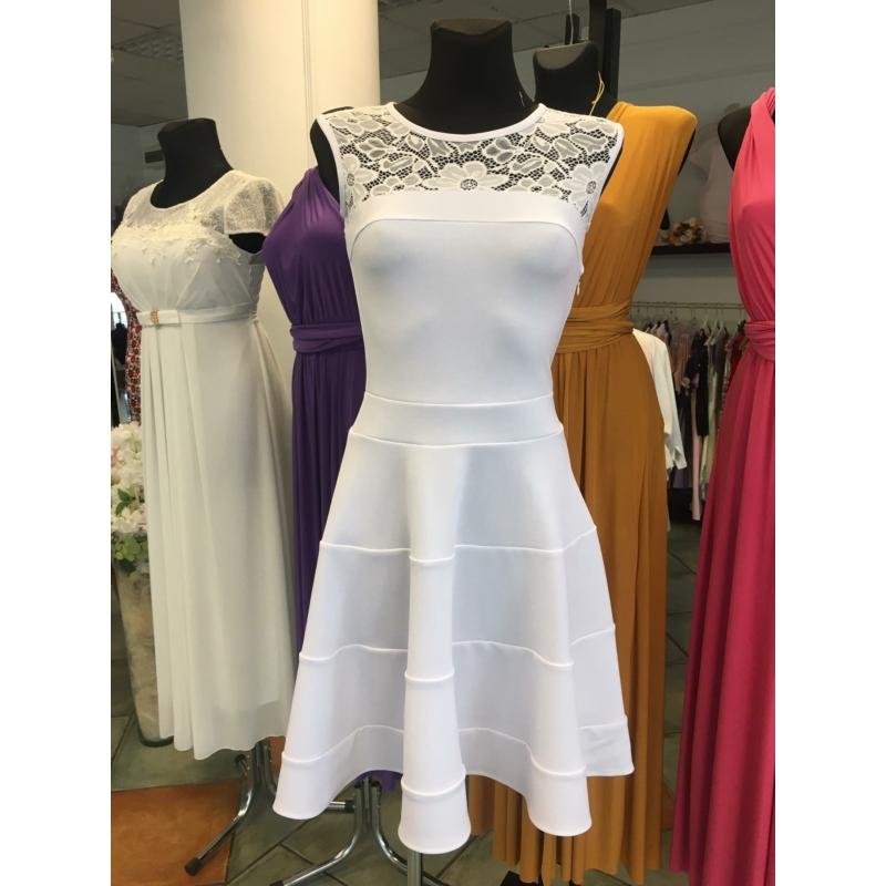 Ízisz fehér ruha