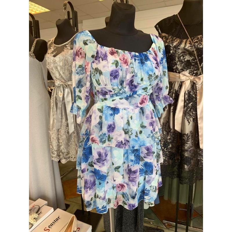 Flower ruha