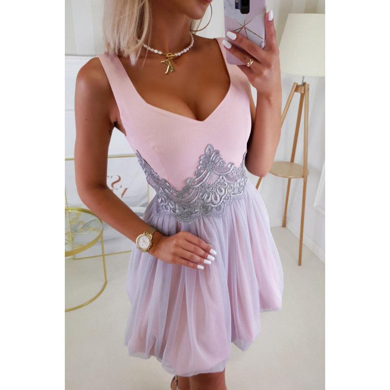 Timmy rózsaszín ruha