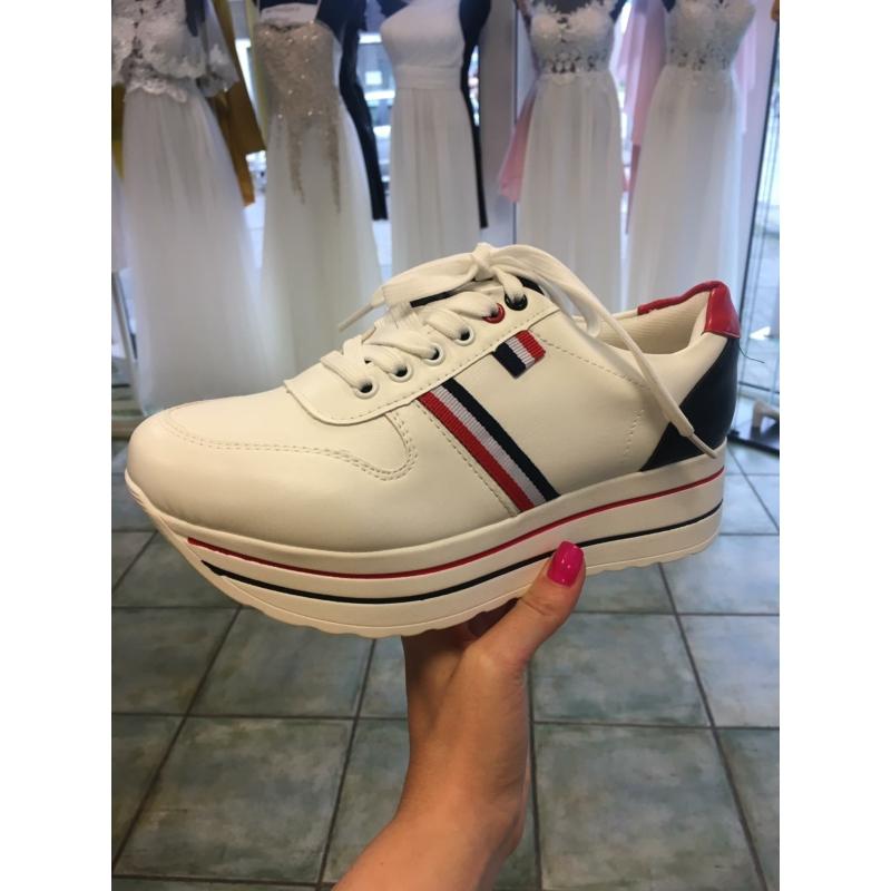 Zelma fehér cipő