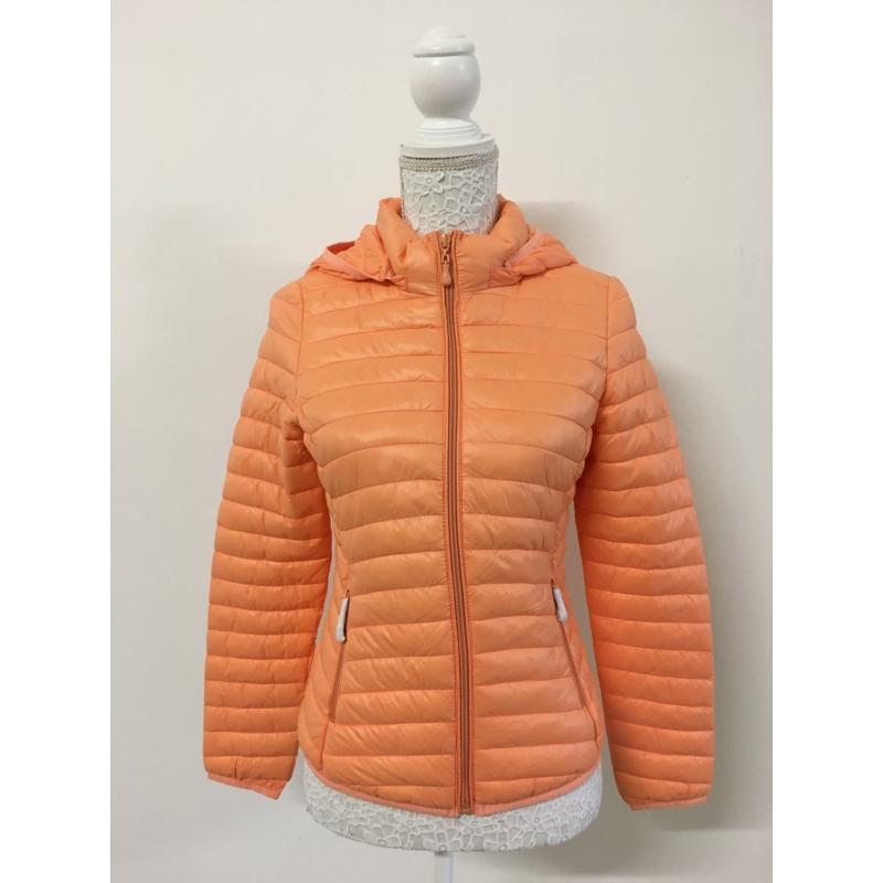 Tavaszi narancs kabát