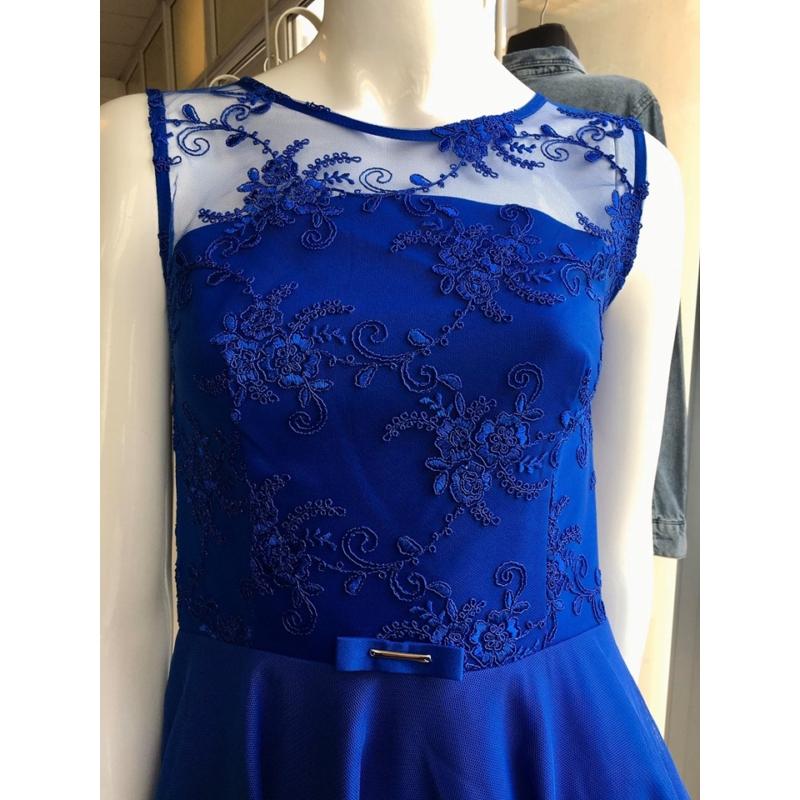 Sisi kék menyecske ruha