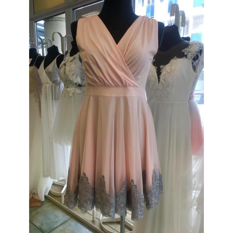 Luna rózsaszín ruha