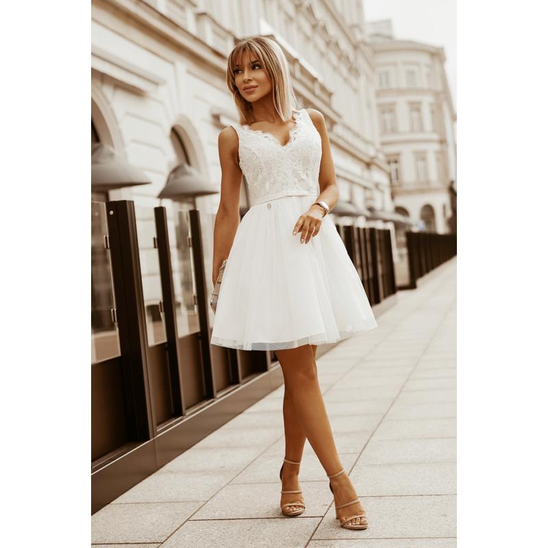Nilla fehér ruha