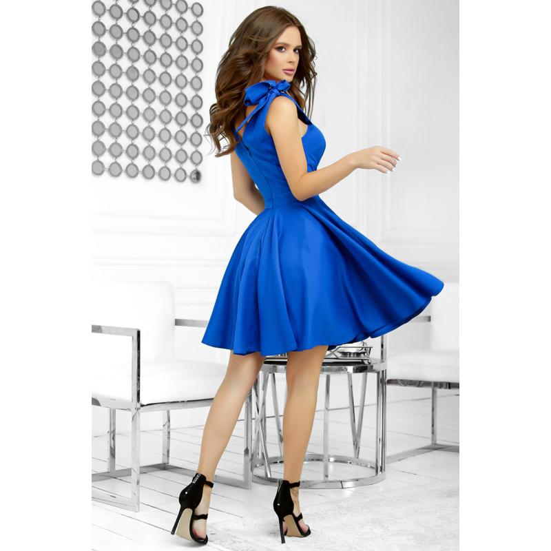 Luxe kék ruha